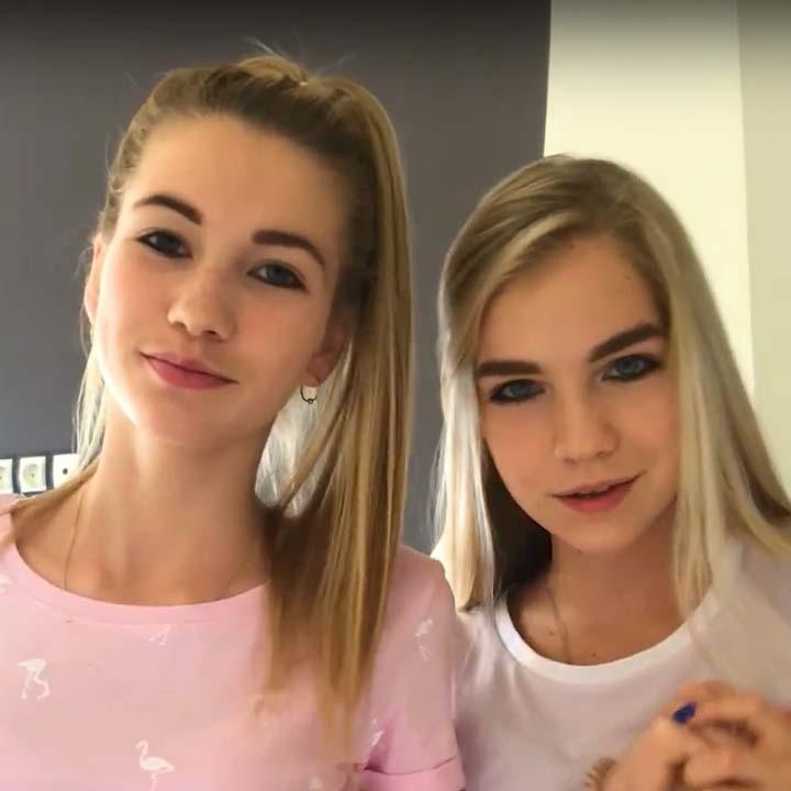 Sasha Ice и Sopha Kuper, видеоблогеры